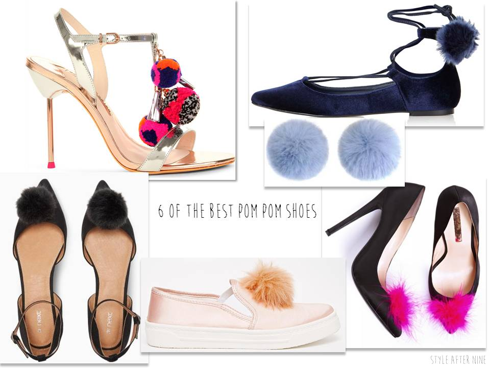 SHOP IT! 6 OF THE BEST POM POM SHOES